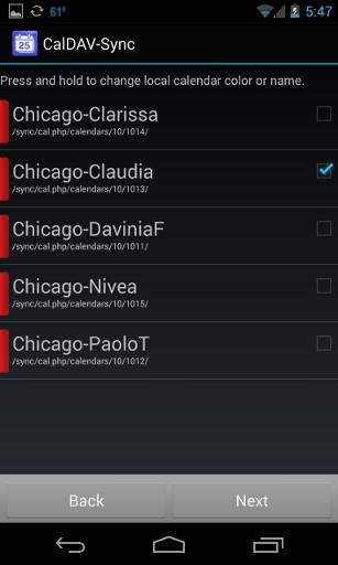 Android setup 3
